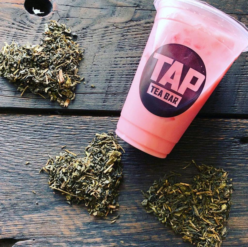 TAP Tea Bar Boba Tea